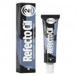 RefectoСil краска для бровей и ресниц №2 (черно-синий)