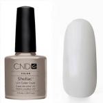 CND Shellac цвет CityScape 7,3 мл (кремово-серый)№33