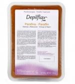 DEPILFLAX - Парафин с экстрактом апельсина-персика 500 гр.
