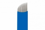 Slide&Tap игла для микроблейдинга скошенная Super Fine M02-16 №9
