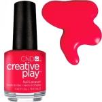 CND Creative Play лак для ногтей Well Red №411