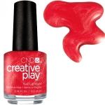 CND Creative Play лак для ногтей Persimmon-ality №419