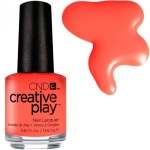 CND Creative Play лак для ногтей Peach Of Mind №423