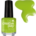 CND Creative Play лак для ногтей Toe The Lime №427