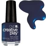 CND Creative Play лак для ногтей Navy Brat №435