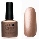 CND Shellac цвет Sugared Spice 7,3 мл(медный перламутровый)№44