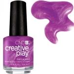 CND Creative Play лак для ногтей The Fuchsia Is Ours №442