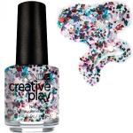 CND Creative Play лак для ногтей Glittabulous №449