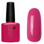 CND Shellac цвет Pink Bikini 7,3 мл (ярко-розовый, плотный)№044