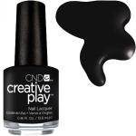 CND Creative Play лак для ногтей Black & Forth №451