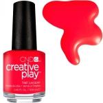 CND Creative Play лак для ногтей Hottie Tomattie №453