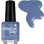 CND Creative Play лак для ногтей Steel The Show №454