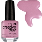 CND Creative Play лак для ногтейI Like To Mauve It №458