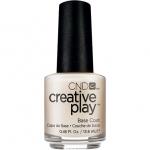 CND Creative Play лак для ногтей Base Coat №482 (основа под лак)