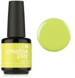 Гель лак CND Creative Play™ Gel Polish цвет Aquaslide 15 мл №494