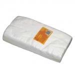 Полотенце малое 35*70 см белое (50шт в пачке)