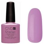CND Shellac цвет Lilac Longing 7,3 мл (нежно-сиреневый, эмалевый)№56