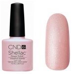 CND Shellac цвет Grapefruite Sparkle 7,3 мл (мерцающий светло-розовый, с микро-б