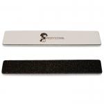 Пилка широкая чёрно-белая Broad Masura Exclusive 80/80