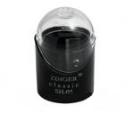 Точилка Zinger SH-05 черная (ракета)