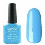 Гель лак CANNI Gel Color Polish 7,3 мл (Небесно-голубой) № 74