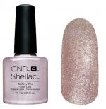 CND Shellac цвет Safety Pin 7,3 мл (серо-розовый стальной ) №875