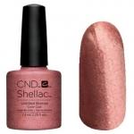 CND Shellac цвет Untitled Bronze 7,3 мл (мерцающая бронза) №91166