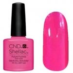 CND Shellac цвет Future Fuchsia 7,3 мл (амаратновый) №91170