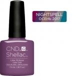 CND Shellac цвет Lilac Eclipse, 7,3 мл. (Загадочный лиловый) №91590