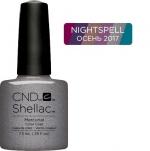 CND Shellac цвет Mercurial, 7,3 мл. (Мерцающий серебристый) №91593