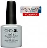 CND Shellac цвет Mystic Slate, 7,3 мл.  №91684