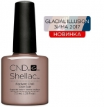 CND Shellac цвет Radiant Chill, 7,3 мл. №91686