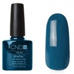 CND Shellac цвет Blue Rapture  7,3 мл (темно-голубой эмалевый)№953