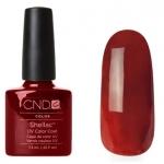 CND Shellac цвет Burnt Romance 7,3 мл(темно-терракотовый матовый)№954