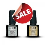 CND Shellac Base Coat, 7.3 мл.+Top Coat 7.3 мл.
