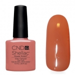 CND Shellac цвет Clay Canyon 7,3 мл (терракотовый светлый)№041S