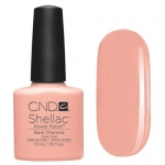CND Shellac цвет Bare Chemise №83  Intimates Collection