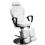 Кресло педикюрное ЭКОНОМ (Мраморное)