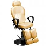 Кресло педикюрное ЭКОНОМ (Золотое)