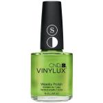Лак VINYLUX CND №127 Limeade (нежно салатовый)