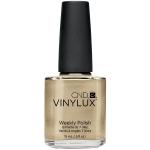 Лак VINYLUX CND №128 Locket Love (золото)