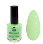Лак для ногтей Песочный Planet Nails №160