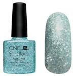 CND Shellac цвет Glacial Mist 7,3 мл (глубокий бирюзово-голубой )