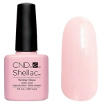 CND Shellac цвет Winter Glow 7,3 мл (нежный, телесно-розовый)