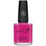Лак VINYLUX CND №155 Tutti Frutti (фуксия)