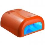 УФ - лампа для сушки гелевых покрытий, наращивания ногтей (36Вт с таймером 120)