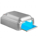 ПРОФИ для сушки гелевых покрытий (36Вт с вентилятором) серебро