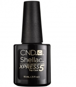 CND Shellac Top Coat Xpress5 15 мл. (верхнее покрытие-закрепитель)