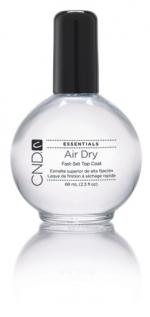 CND Air Dry 68 мл.(верхнее покрытие с эффектом быстрой сушки лака)