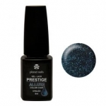 Prestige «Allure» гель лак 8 мл (Темный синий, с блестками) №643